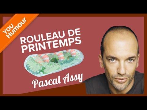 PASCAL ASSY - Le rouleau de printemps