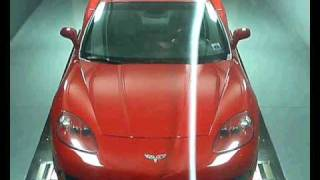 A2 Wind Tunnel Test: All Generations of Corvette C1-C6