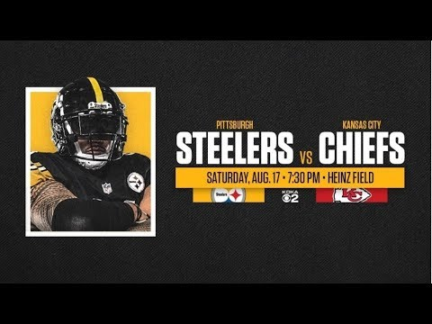 Its Game Day!!! ||Pittsburgh Steelers Vs Kansas City Cheifs || Preseason Week 2 **HD Quality**