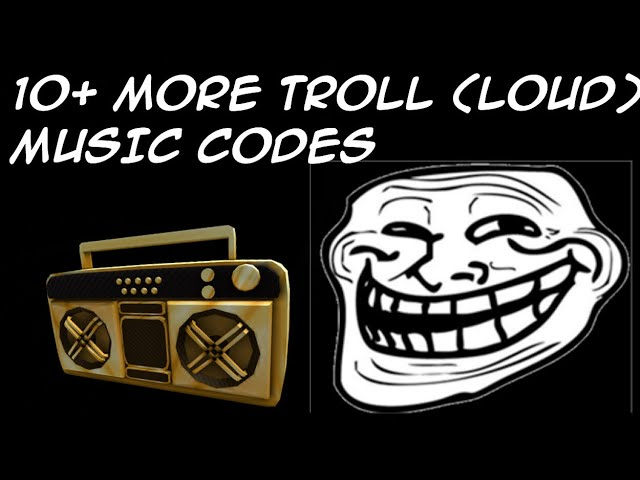 10 More Loud Annoying Music Codes Ids Roblox Youtube