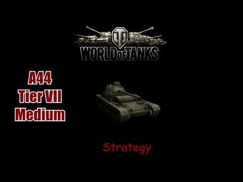WoT: A44 Strategy