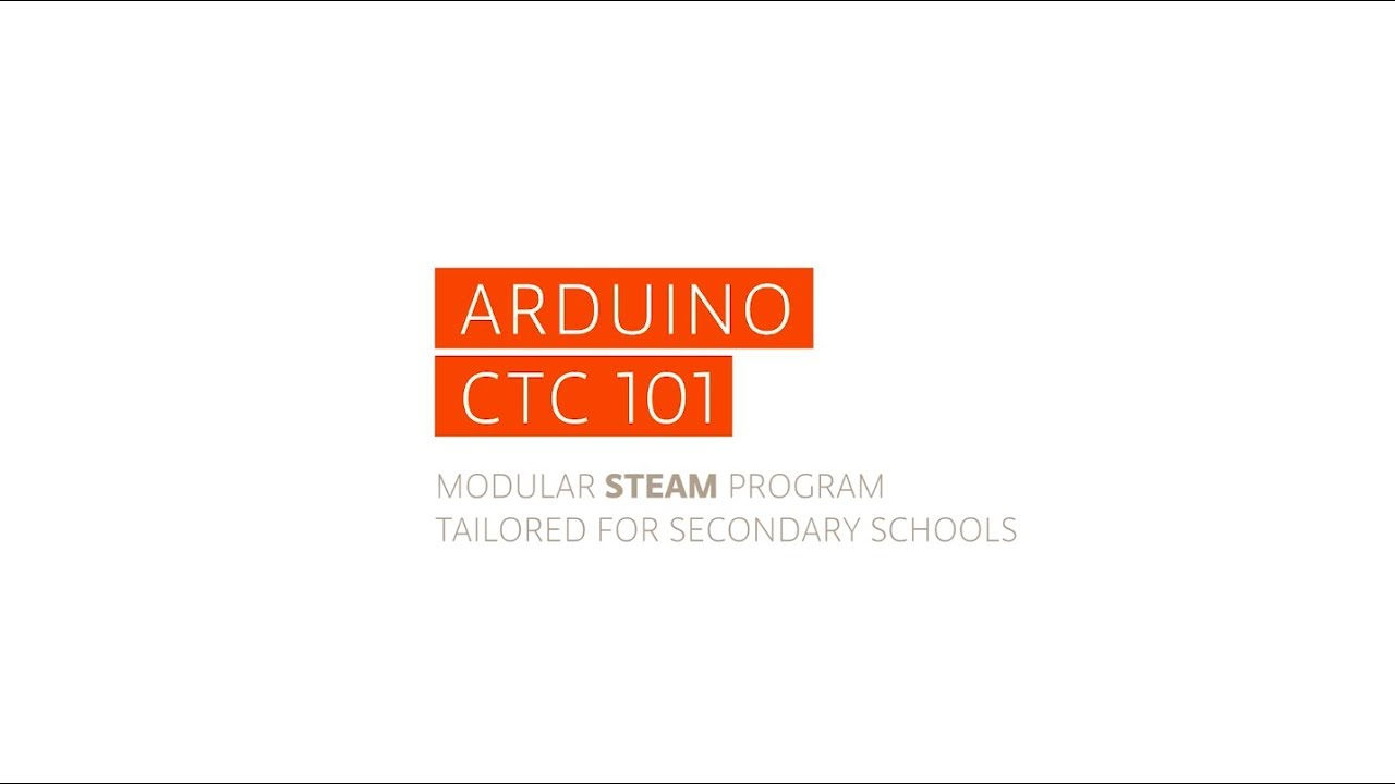 Arduino CTC 101 Program - FULL