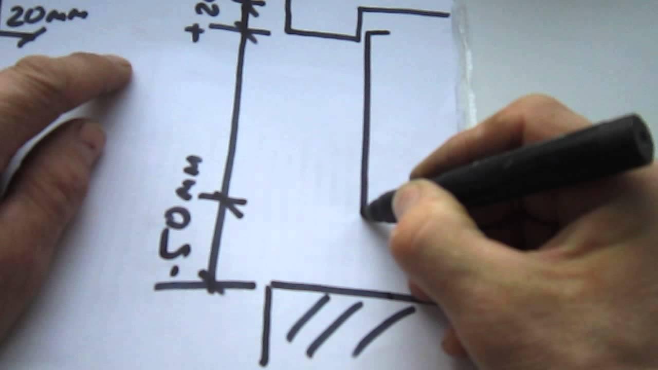 Лопатки для монтажа натяжных потолков. - YouTube