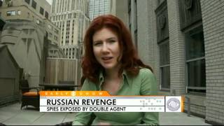 Double Agent Exposed Russian Spy