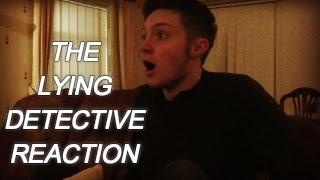 SHERLOCK - 4X02 THE LYING DETECTIVE REACTION (NO VIDEO)