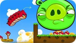 Angry Birds - Juegos Para Niños Pequeños - Angry Birds Super cannon 3