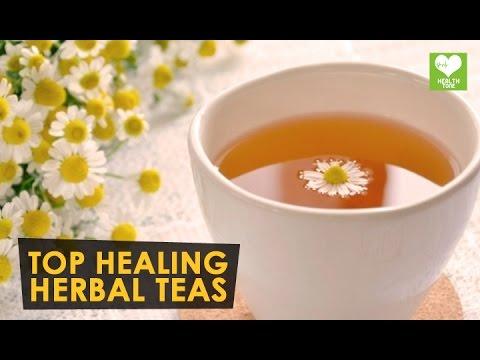 Top Healing Herbal Teas | Health Tone Tips