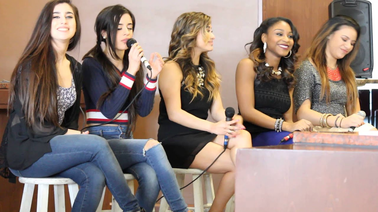Fifth harmony meet and greet palace of auburn hills mi youtube m4hsunfo