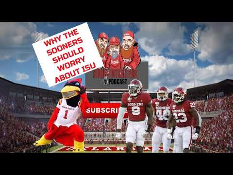WHY THE SOONERS SHOULD WORRY ABOUT IOWA STATE