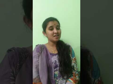 Ruthuragalu || Vaasantha sameeramla || Serial song