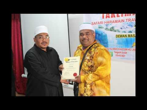 Majlis Taklimat Duta Safari Haramain Travel & Tours Sdn Bhd