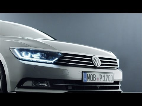 NEW 2015 Volkswagen Passat - Design