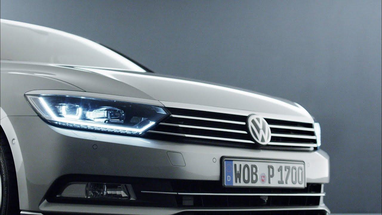 New 2015 Volkswagen Passat Design Youtube