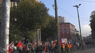 27 ottobre-sciopero generale-basta scherzare(2)