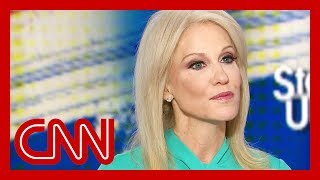 Was there a quid pro quo? Conway says she doesn't know