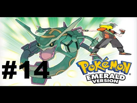 Let's Play Pokemon Emerald w/ Tokenlad part 14-WHAT IS HER NAME?!