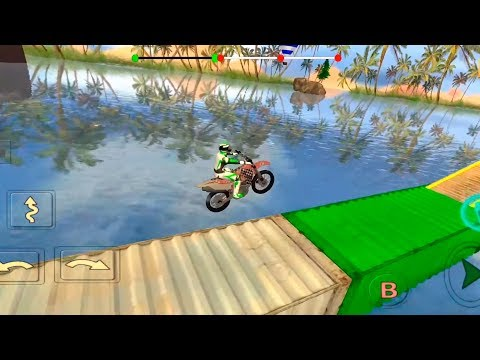 Tricky Bike Legend - new bike games 2019 Android Gameplay