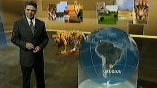 Globo Repórter - Uruguai 25/05/2001