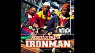 Ghostface Killah - The Soul Controller feat. The Force M.D.s - Ironman