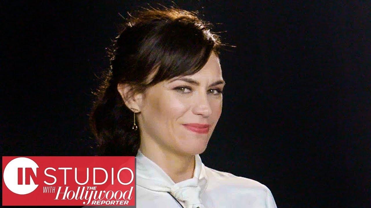 Maggie Siff Teases Season 4 of 'Billions'   In Studio