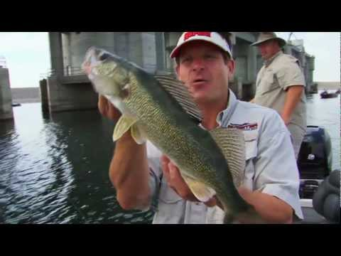 Brown's Hunting Resort - Walleye Fishing on Lake Oahe, SD on Midwest Outdoors