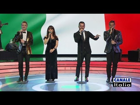 Orchestra Italiana Bagutti 'Cara Italia' | Cantando Ballando (HD)