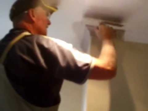 Plasterboard and Cove Cornice repairs
