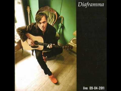 Diaframma feat. Andrea Chimenti – Labbra Blu – Live 09-04-2011