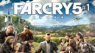 Twitch Livestream | Far Cry 5 Part 1 [Xbox One]