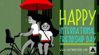 Happy International Friendship Day 2019    Best Friendship status video    Friendship special status