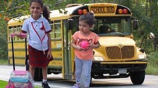 روتين سوار المدرسة