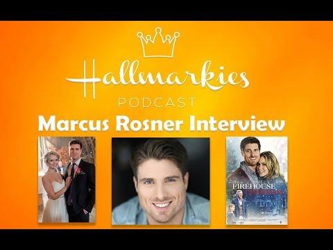 Hallmarkies: Actor Marcus Rosner