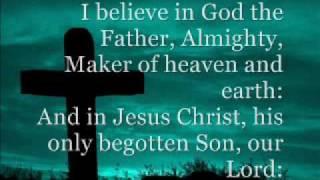 [986.52 KB] The Apostles Creed