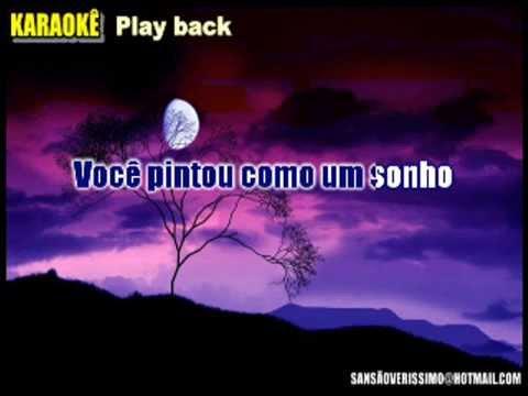 Karaokê  Caça  e Caçador Fabio Junior ( Play back com vocal )