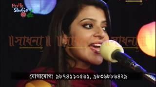 Tu kene kada dili sada kapore | Bengali band Madol at Ujania folk studio