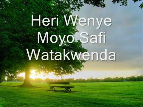 E.R. Mwansasu - Hari Mwenye Moyo Safi