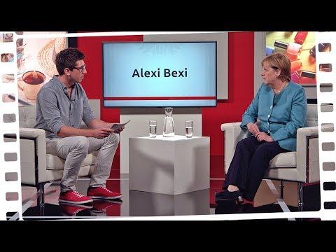 """""""Ihr Lieblings-Emoji?"""" - Nur Müll-Fragen?! - Unser Merkel Interview (Statement)"""