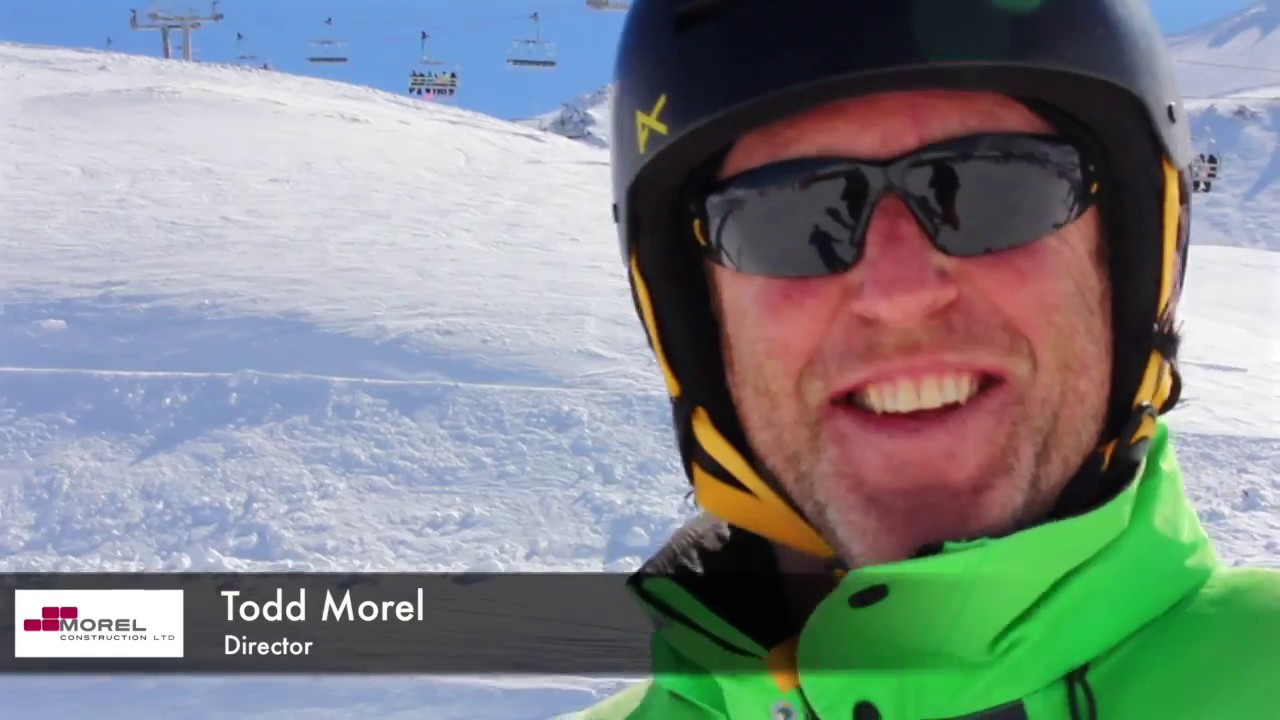 Morel Construction - Mt Hutt Social Club Day 2018