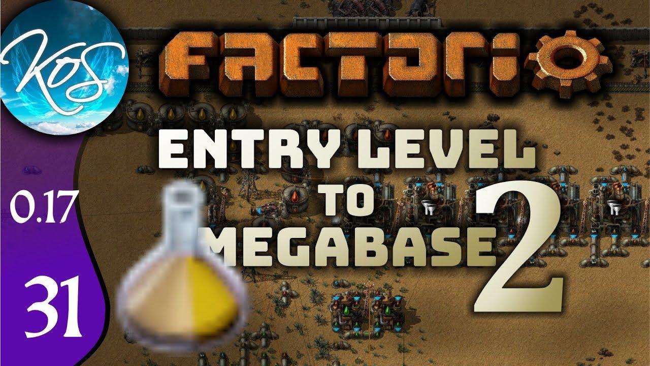 Factorio 0 17 Ep 31: YELLOW / UTILITY / HIGH TECH SCIENCE - Entry Level to  Megabase 2 Tutorial