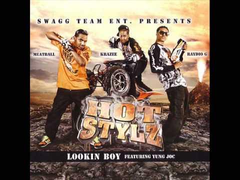 Hotstylz - Rollie Pollie (Feat Yung Joc)