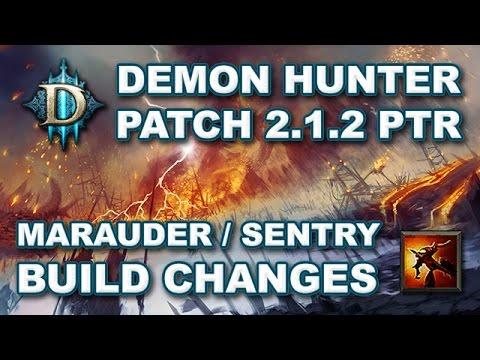 Diablo  Demon Hunter Season  Sentry Build