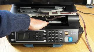 Ciss continuous ink system for Epson WF-2630
