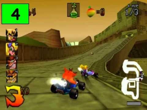 top 10 pistas mais memor u00e1veis de crash team racing youtube