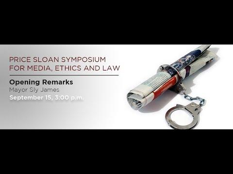 Price Sloan Symposium - Opening Remarks