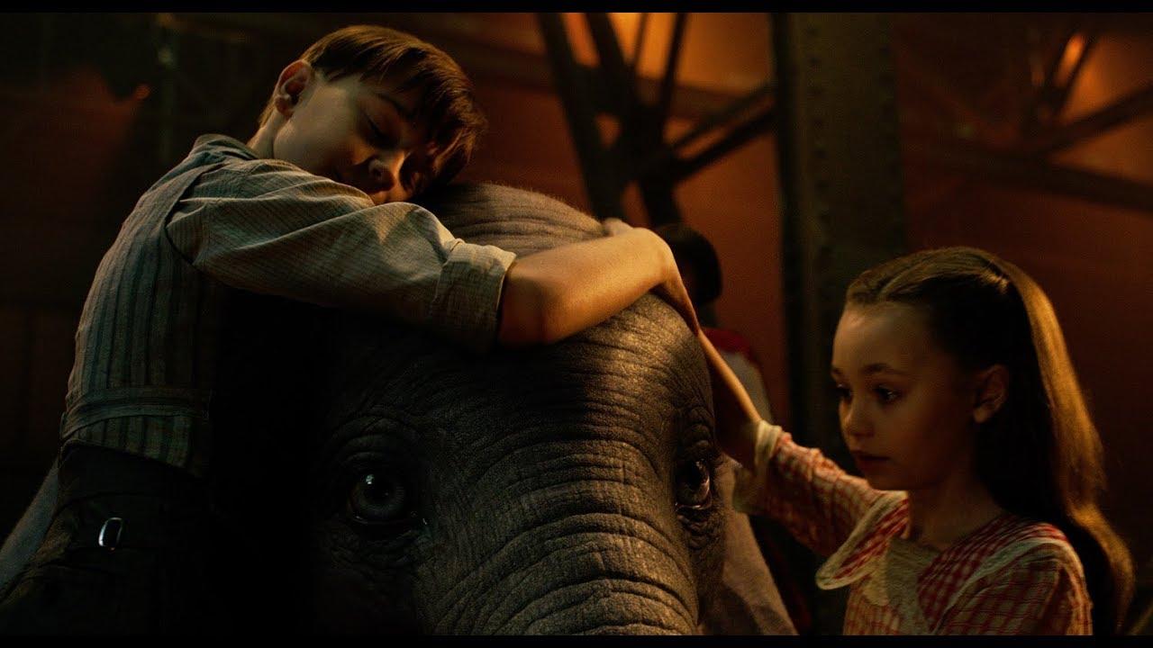 The film Dumbo (2019) 91