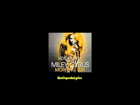 Miley Cyrus - Morning Sun (Karaoke - Instrumental Version)