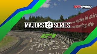 iRacing // Majors Series // Round 5 // Nurburgring 2.4
