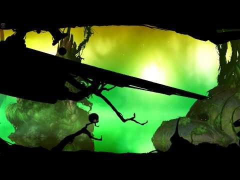 Atmospheric platformer Badland launches for Android