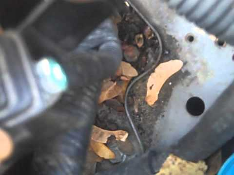 2007 chevy aveo wiring diagram how to change the 100 amp blue fuse or fusible link on a #10