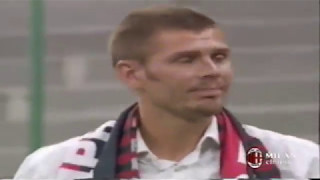 Boban, addio al Milan 2001